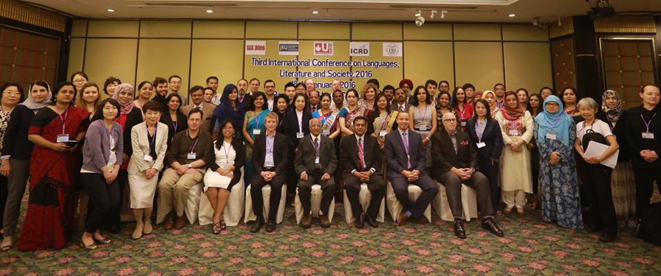Third Conference - January 2016  in Bangkok, Thailand
