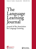 The Language Learning Journal (LLJ) - literature conference 2020
